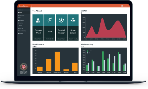 IoT-based Athlete Tracking Solution